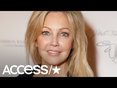 Courtney and KISS in the Morning - Heather Locklear Is Back In A Rehab Facility