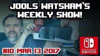 Jools Watsham's Weekly Show! #10