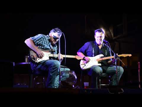 Murdering Blues, performed by Mike Morgan and Shawn Pittman