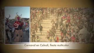 Carnaval en Calnali