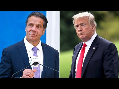 Andrew Cuomo Removed from Legislative Authority by New York State As Trump Victorious Once Again