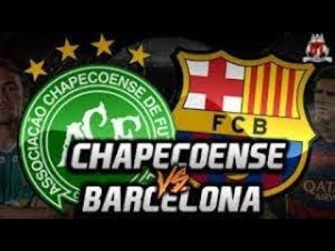 FC BARCELONA Vs CHAPECOENSE 2017 Livestream HD