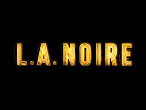 L A Noire OST Bing Crosby & The Andrews Sisters Pistol Packin Mama