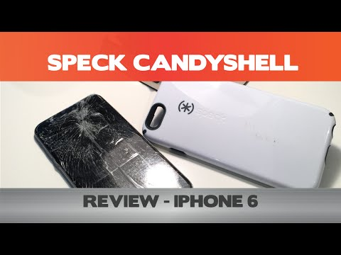 Speck CandyShell Review - Is it really that tough? - iPhone 6