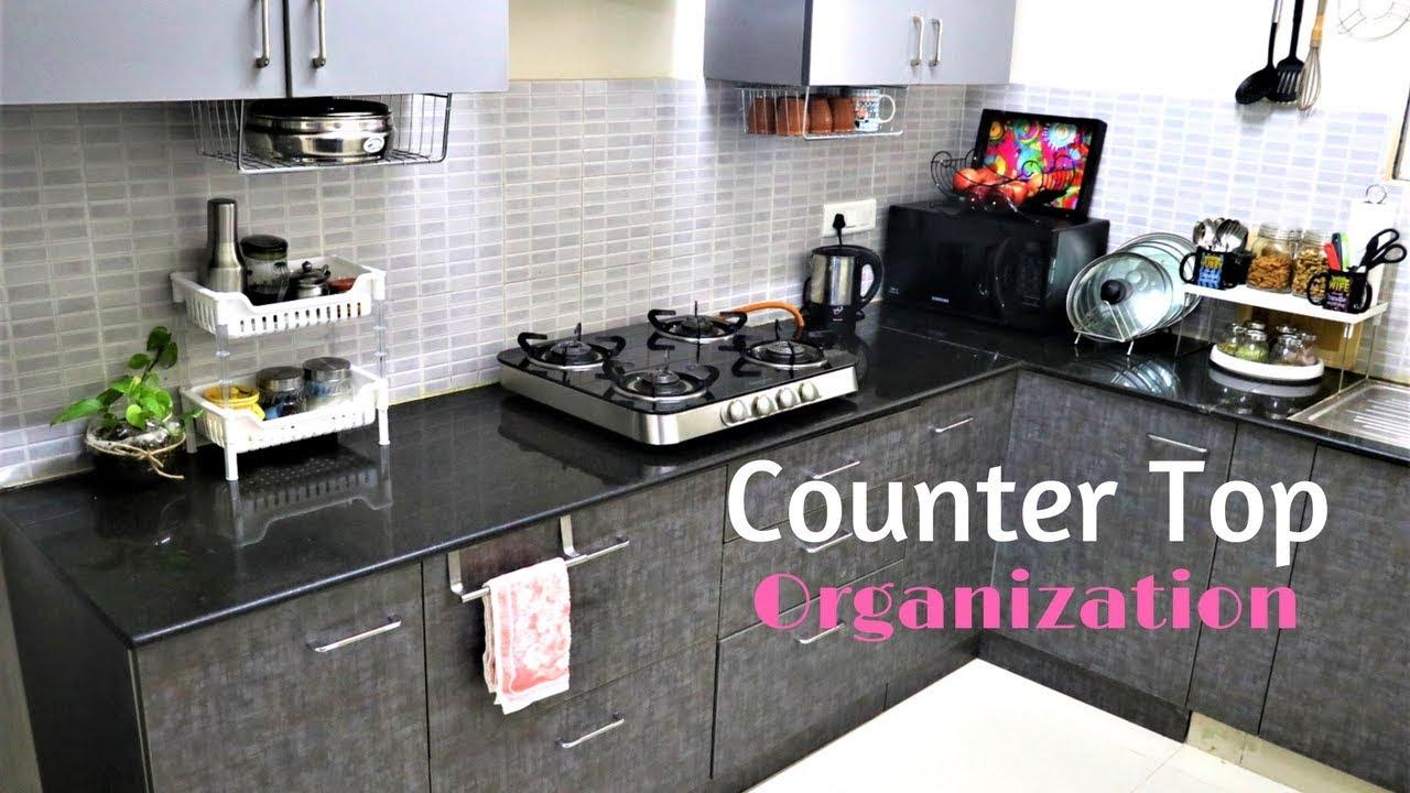 Kitchen Counter Cabinets Brands Organization Ideas Countertop Youtube