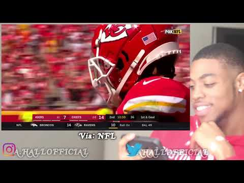 49ers Vs Chiefs || Week3 09.23.18 [Reaction]