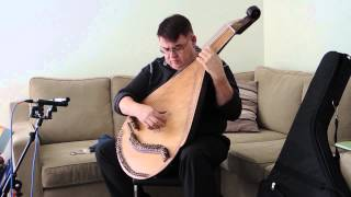 Victor Mishalow plays Bandura for the National Library of Australia collection 1.