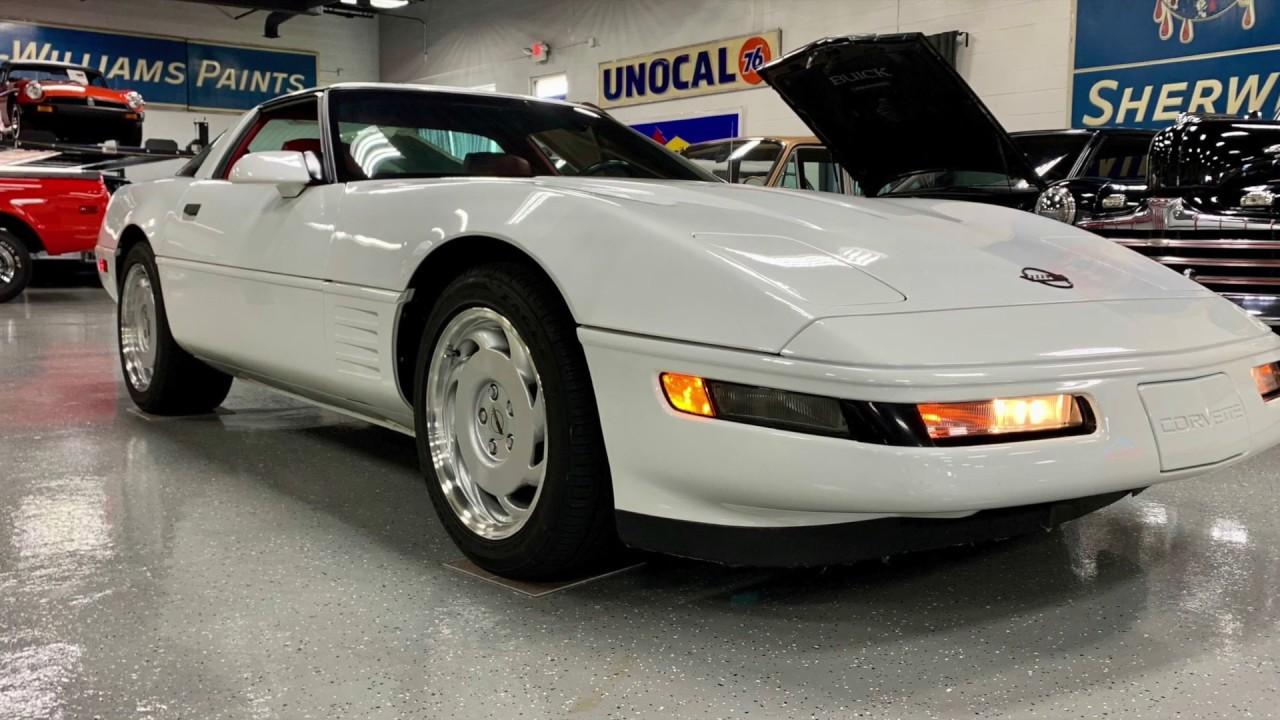 12k In Miles >> 1992 Chevrolet Corvette For Sale 12k Miles