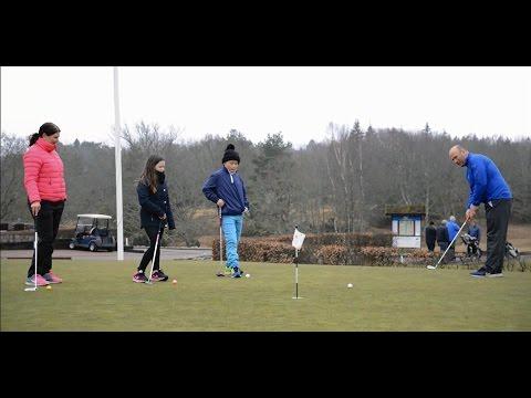 Nordmennene strømmer til Strømstad for å spille golf