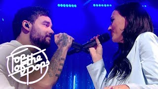 Jonas Blue, Liam Payne, Lennon Stella - Polaroid (Top Of The Pops Christmas 2018) Video