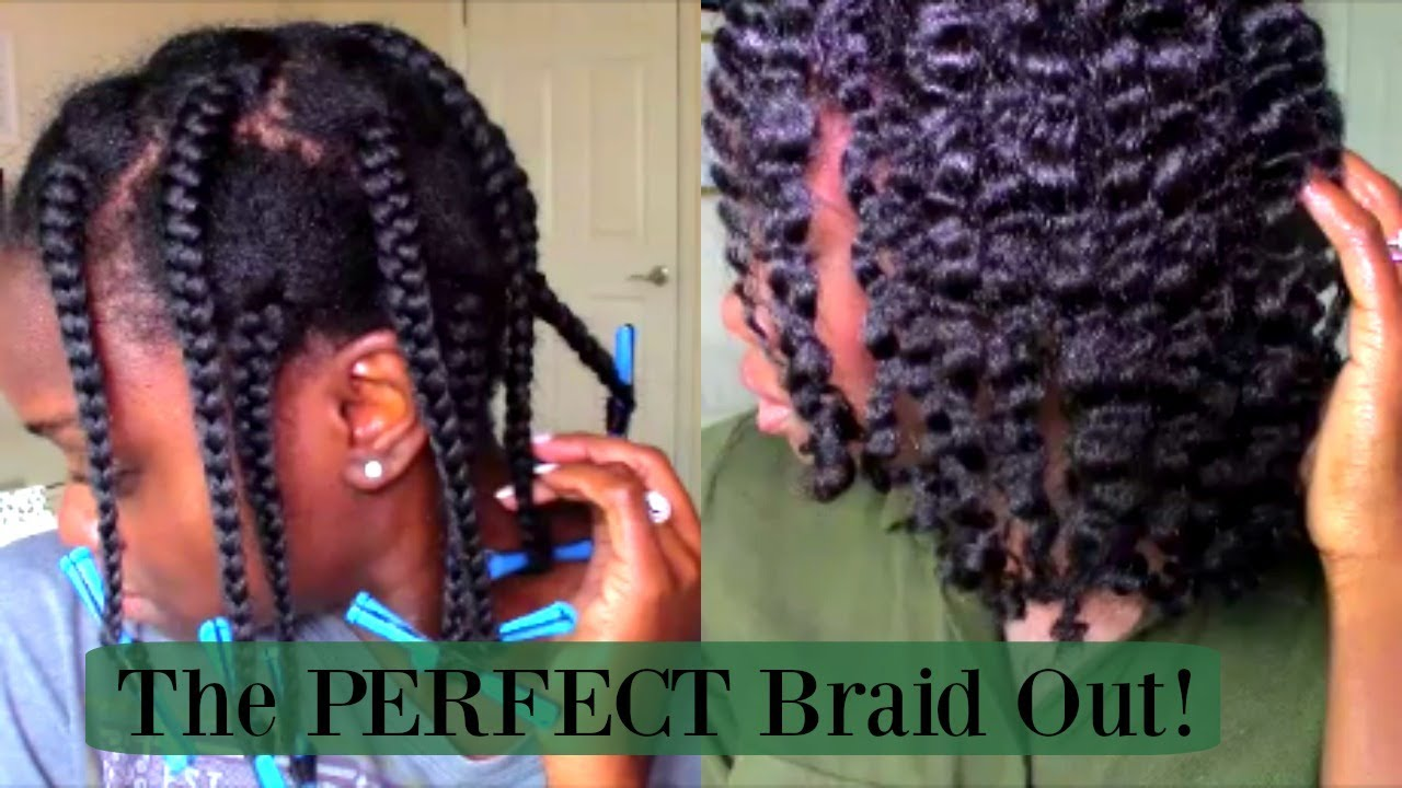 perfect braid relaxed