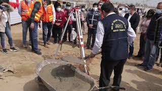 Inician obras de construcción de Hospital de Huarmey
