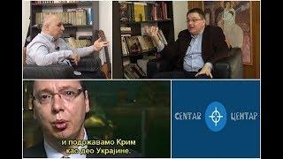 U CENTAR: Klovnokratija - zbog Vučića novi pojam u nauci! (dr Zoran Čvorović) thumbnail