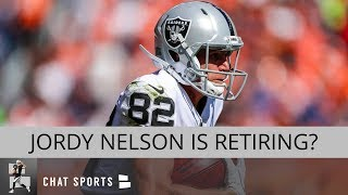 Oakland Raiders Rumors: Jordy Nelson Retiring, Derek Carr Quitting, Martavis Bryant Out For Season