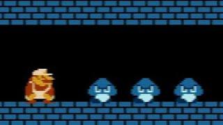 Super Mario Bros. (NES) ~ Part 4 - World 4