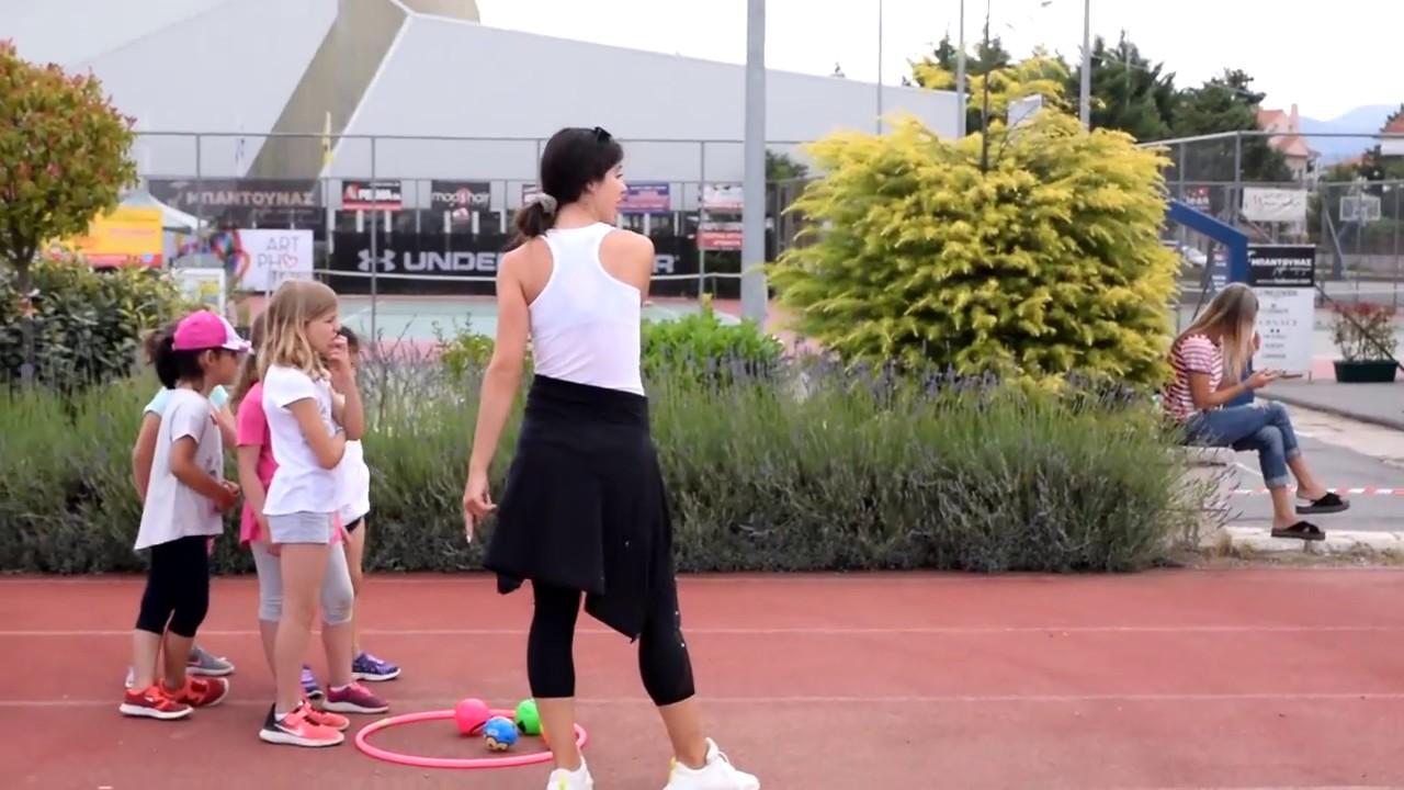 Ξεκίνησε για δεύτερη χρονιά το Tripolis Sports Camp