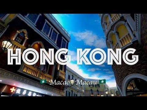 Hong Kong | Macao | Macau 4K