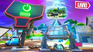 *NEW* RETAIL ROW EVENT in Fortnite! (NEW UPDATE)