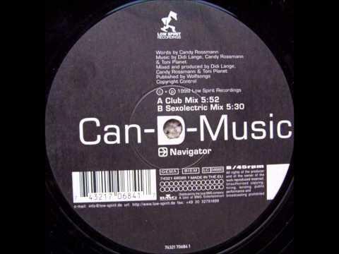 CanDMusic Navigator