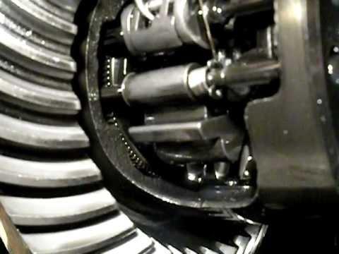 Chevrolet Silverado 1500 G80 Locker Operation Youtube