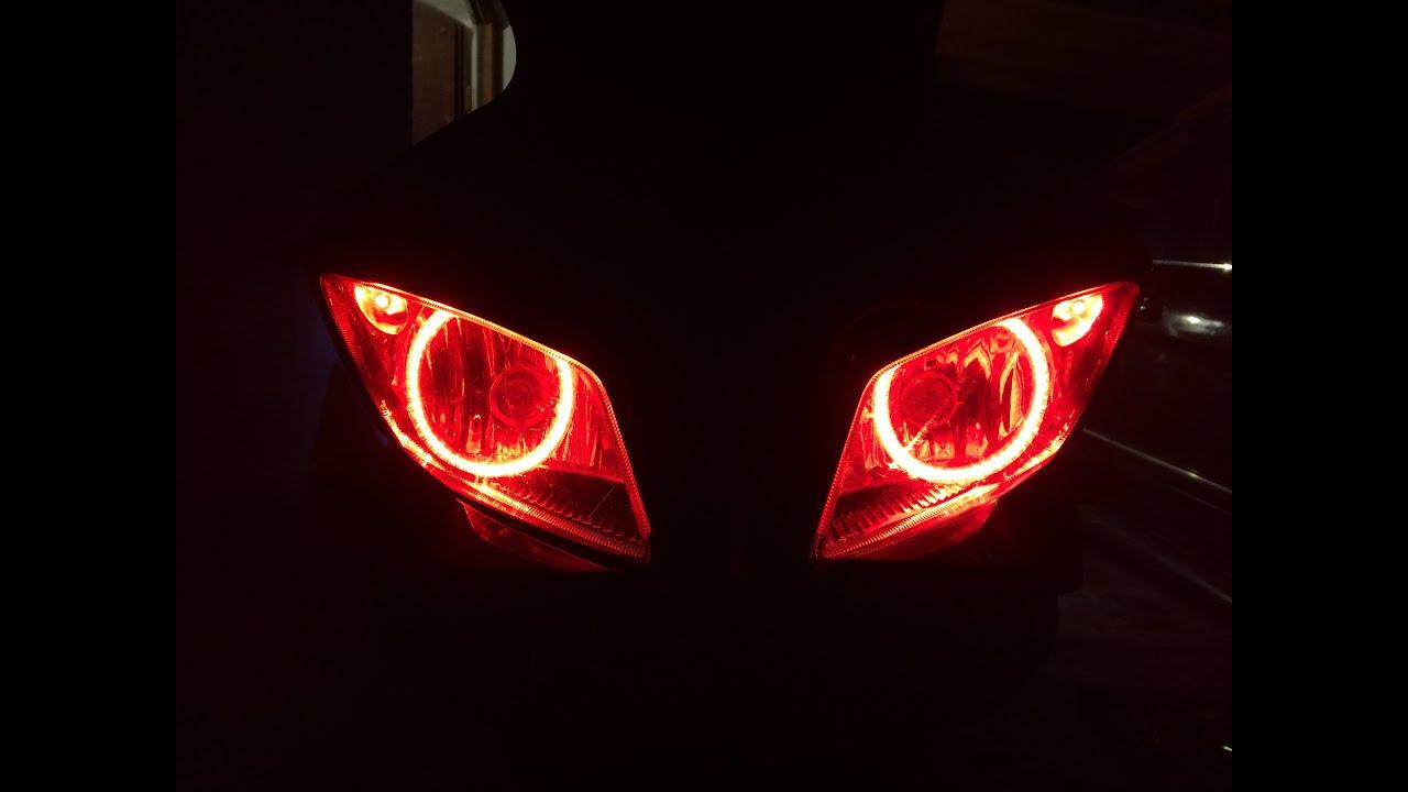 Yamaha Yzf R Angel Eyes