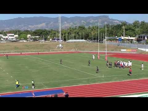 2017 Fiji A vs Tonga A