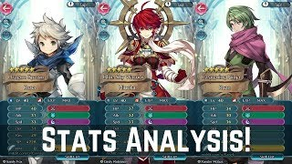 Datamined Stats of Wings of Fate Heroes! Kaze, Kana, Hinoka & More | FEH News 【Fire Emblem Heroes】