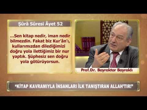 Kur'an'ı Anlamak - Bölüm 01 - Besmele, Fatiha, Bakara suresi giriş