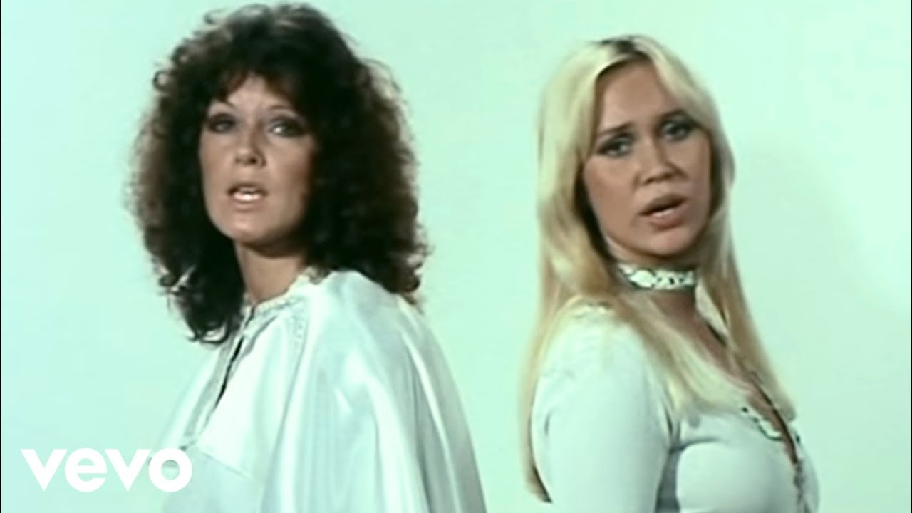 Abba Mamma Mia Official Video Youtube
