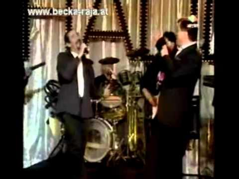 Halid Beslic i Zeljko Bebek - Da zna zora - (Live) - (TV Hayat)