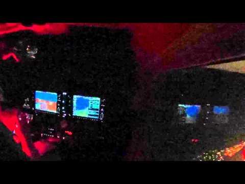 Night IFR(VMC) Flight: KMYF KCRQ KRNM Loop