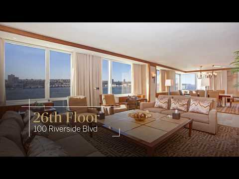 100 Riverside Boulevard 26th Floor - Full Floor Private-Keyed Residence