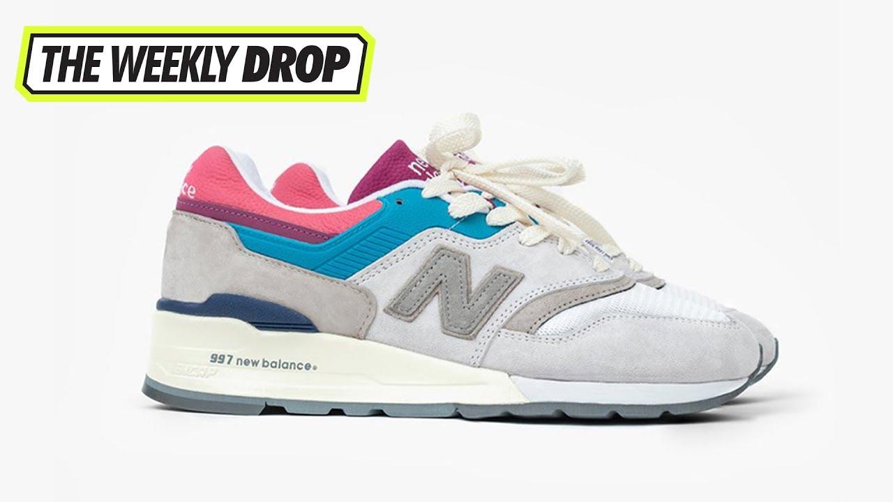 c9fe83d7b Aimé Leon Dore NB 997 Australian Sneaker Release Info  The Weekly Drop