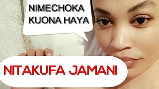 ZARI Amekuwa 'KICHAA' Sio kwa Kuchanganyikiwa Huku Baada Ya Alichofanyiwa Na Diamond