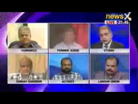 NewsX Debate: How can robbery of our Mineral Wealth be stopped?