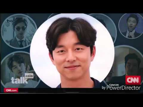 [GONG YOO] Interview with CNN Talk Asia (full)