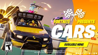 Fortnite - Cars Trailer   Drive Now YouTube Videos