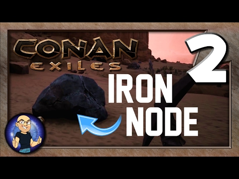 Journey to Get Iron Ore - Conan Devolved
