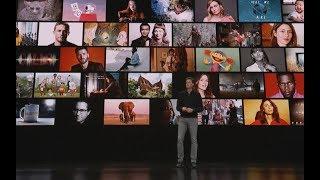 Apple launches Apple TV+