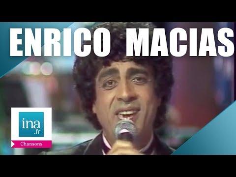 10 tubes dEnrico Macias que tout le monde chante  Archive INA