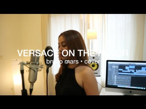 Bruno Mars - Versace On The Floor (COVER) By Adinda Sebastian