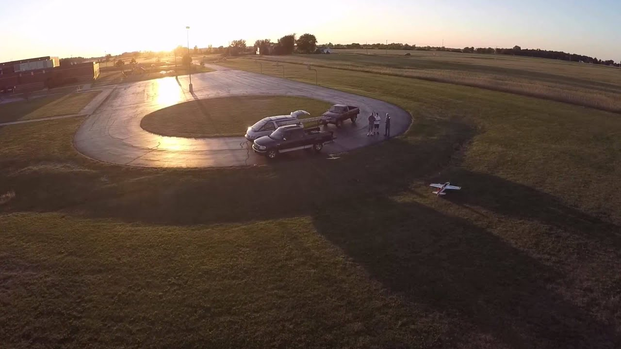 3dr first flight how to fly