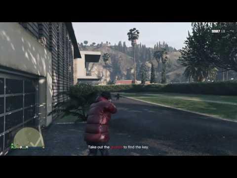 GTA 5 - Import/Export - Source Vehicle - Lake Vinewood stealth