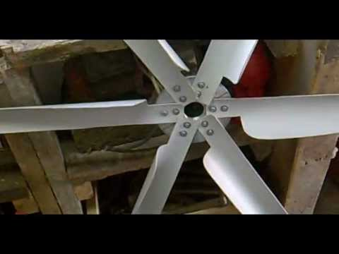 Rüzgar Türbini Nasıl Yapılır KENDİN YAP