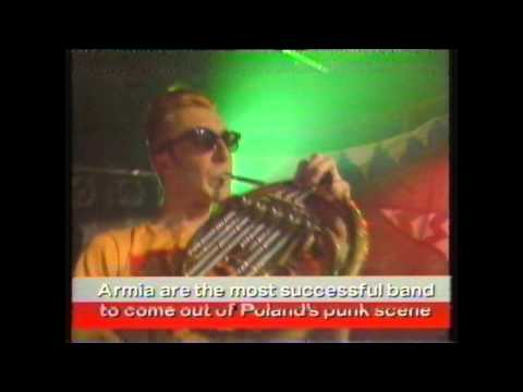 Music From Poland 1989 Feature + Armia Niezwyciezony Live + Interview