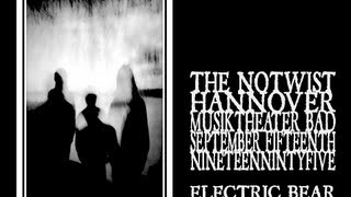 The Notwist - Electric Bear (Hannover 1995)