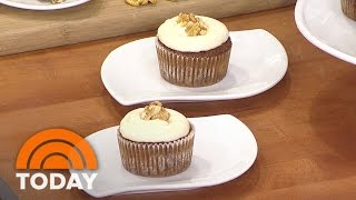 Sweet And Savory Carrot Recipes: Granola And Cupcakes   TODAY