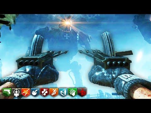 ORIGINS: NEW BOW, WOLVERINE GLOVES & NEW EASTER EGG MOD! - Black Ops 3 Zombies Chronicles!