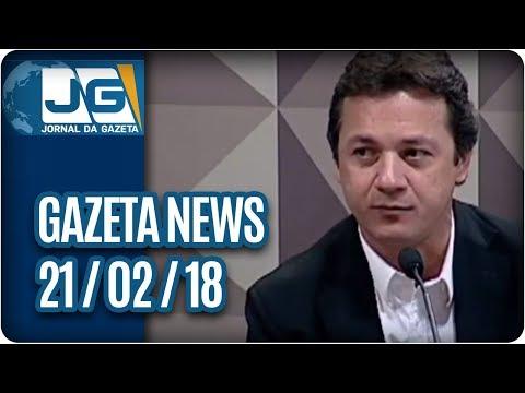Gazeta News - 21/02/2018