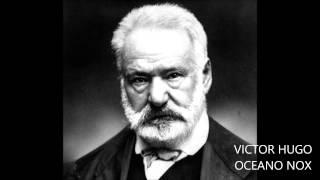 Victor Hugo. Oceano Nox